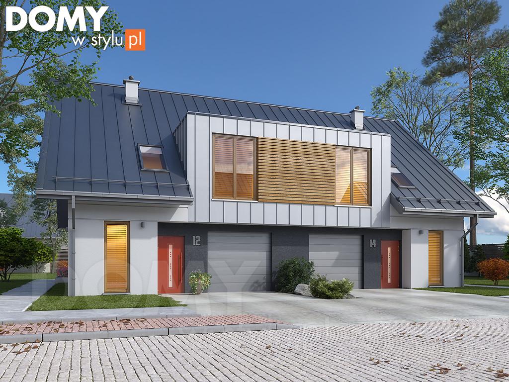 Projekty domów bliźniaków - na co zwrócić uwagę?
